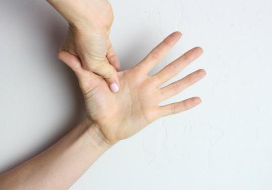 Tissue-Massage